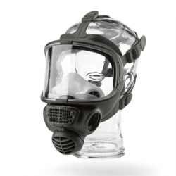 Promask Black Full Face Respirator